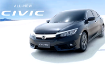 All-New Civic 2016