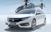 All-new Civic 1.5 TURBO RS 2016